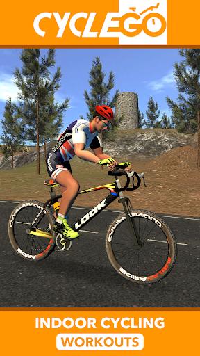CycleGo - Indoor Cycling Workouts 3.4.1 Screenshots 1