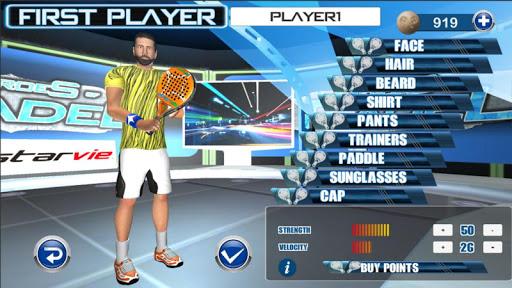 Heroes of Padel paddle tennis screenshots 2