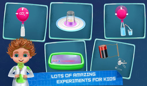 Science Experiments in School Lab - Learn with Fun  screenshots 8