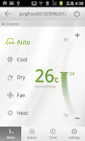 screenshot of Smart Air Conditioner