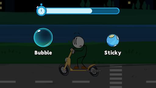 Stickmin Stories: Thief Escape  screenshots 3