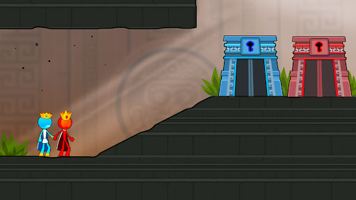 Fire and Water Stickman 2 : The Temple  screenshots 14