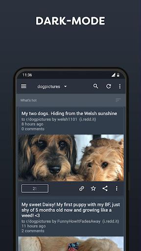 BaconReader for Reddit 5.9.1 Screenshots 2
