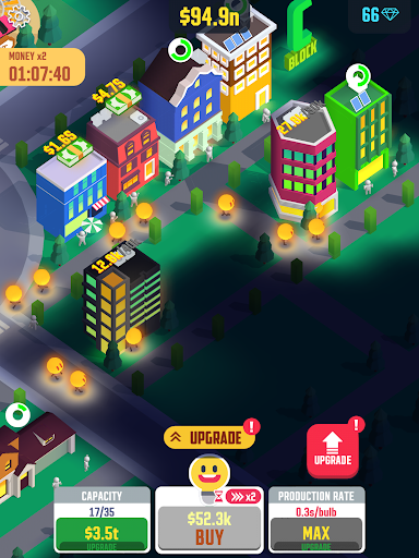 Idle Light City 2.6.4 screenshots 8