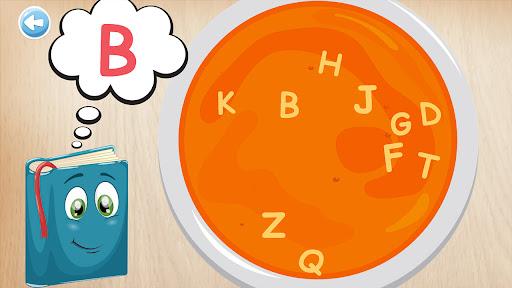 Alphabet game for kids - learn alphabets 4.1.0 screenshots 3