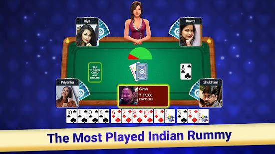 Indian Rummy: Play Rummy, 13 Card Game Online screenshots 1