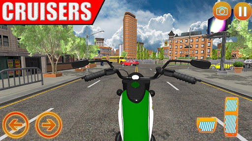 Incredible Motorcycle Racing Obsession  screenshots 4