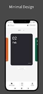 My Diary - with Lock 1.0.8 screenshots 2