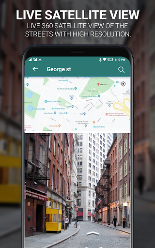 Live Street View - Earth Map Satellite & GPS Map 1.0.0 Screenshots 4