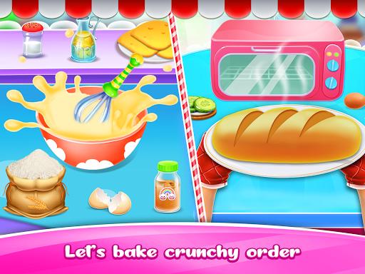 Hot dog Maker & Delivery game apkpoly screenshots 9