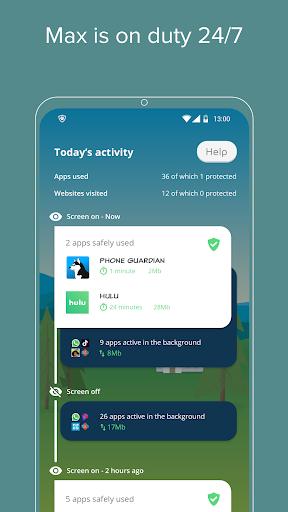 Phone Guardian Mobile Security & VPN Protection  screenshots 3