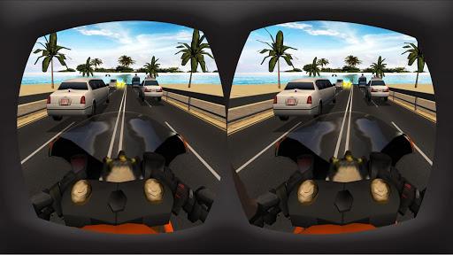 VR Bike Racing Game - vr bike ride 1.3.5 screenshots 7