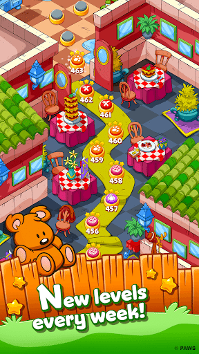 Garfield Snack Time  screenshots 4