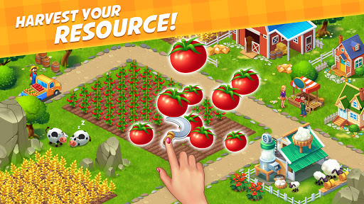 Farm City : Farming & City Building Apkfinish screenshots 9