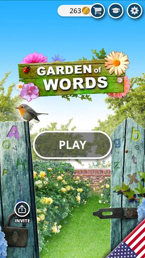 Garden of Words - Word game  Screenshots 1