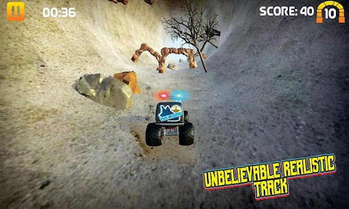 Off Road Outlaw – 4×4 monster truck games 2.4 Mod APK Updated 3