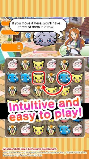 Poku00e9mon Shuffle Mobile 1.13.0 Screenshots 3