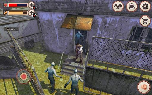 Zombie Survival Last Day APK MOD – ressources Illimitées (Astuce) screenshots hack proof 2