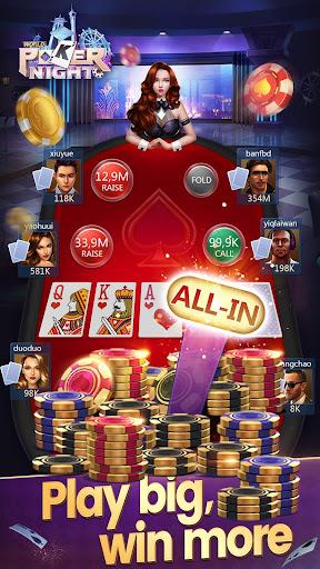 World Poker Night 1.0.0 screenshots 1