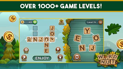 Word Nut: Word Puzzle Games & Crosswords 1.160 Screenshots 6