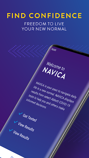 NAVICA screenshot for Android