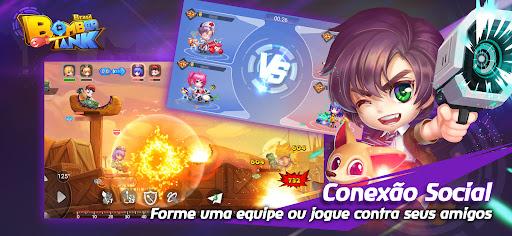 Bomber Tank - Jogo de tiro clu00e1ssico com amigos  screenshots 9
