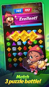 JungleGem Match Apk Download New 2021 3