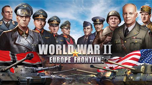 World War 2: Strategy Games WW2 Sandbox Tactics 200 screenshots 1