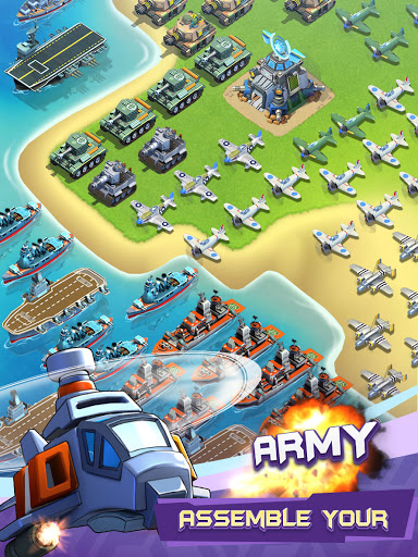 Top Defense:Merge Wars 1.0.15 screenshots 13