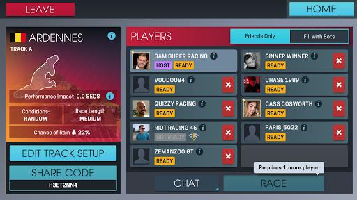 Motorsport Manager Online screenshots 7