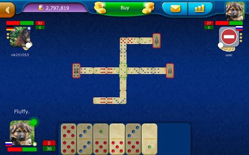 Dominoes LiveGames - free online game 4.01 screenshots 16