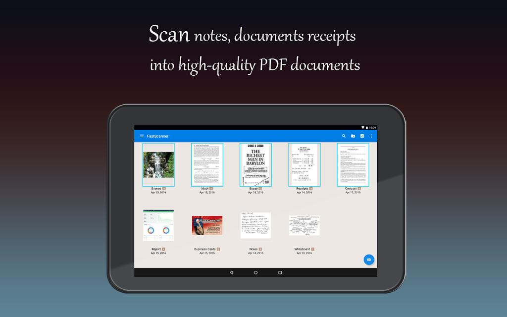 Fast Scanner Pro: PDF Doc Scan  poster 11