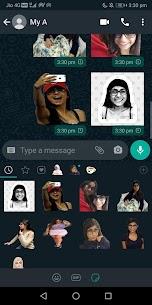 Mia Khalifa Stickers (WAStickerApps) 5