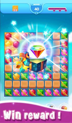 Jewel Match Puzzle Star 2021 Apkfinish screenshots 9