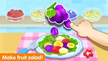 Baby Panda: Cooking Party