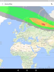 My Aurora Forecast Pro Mod Apk Aurora Borealis Alerts (Paid) 9