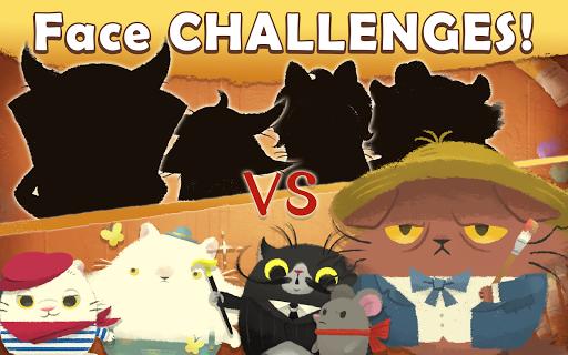 Cats Atelier - A Meow Match 3 Game 2.8.10 screenshots 5