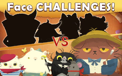Cats Atelier –  A Meow Match 3 Game 5