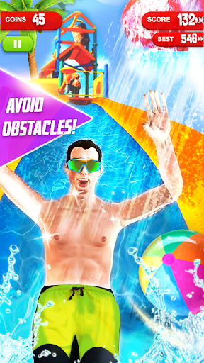 Water Slide Summer Splash - Water Park Simulator apkmr screenshots 20