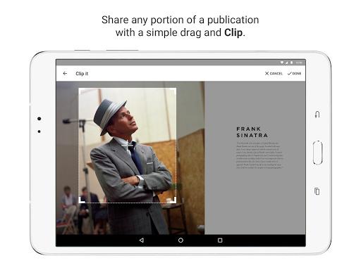 Issuu - u201cCreate & Discover Storiesu201d apktram screenshots 16