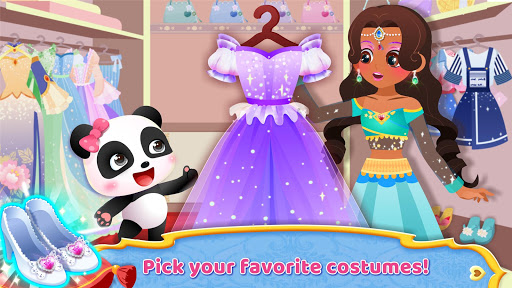 Little Panda: Princess Makeup 8.51.00.00 screenshots 10