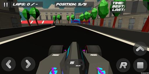 Mini Formula Racing screenshots 6