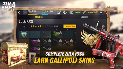 Zula Mobile: Gallipoli Season: Multiplayer FPS  screenshots 3