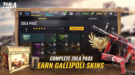 Zula Mobile: Gallipoli Season: Multiplayer FPS apk