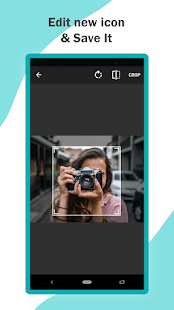 X Icon Editor (Customize App icon & Shortcut) 1.1.5 Screenshots 5