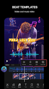 Tempo - Music Video Maker with Effects Screenshot