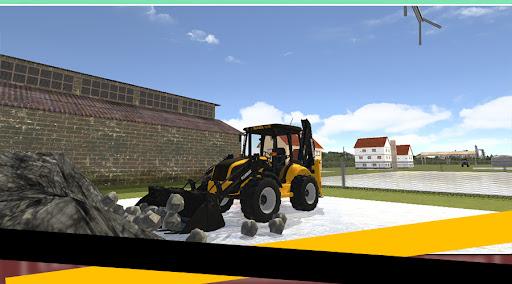 Dozer Crane Simulation Game 2 screenshots 3
