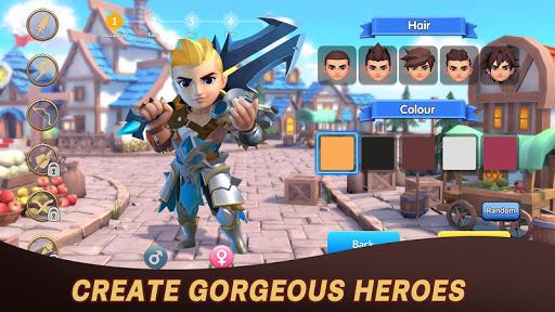 Hero of Taslinia 1.4.1 screenshots 1
