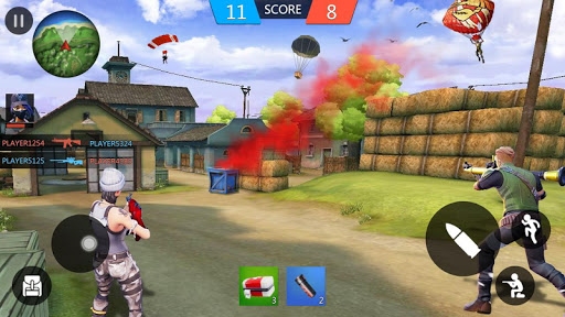 Cover Hunter - Combat par équipe 3c3  APK MOD (Astuce) screenshots 3