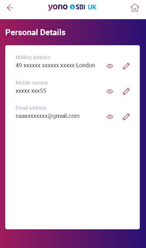 YONO SBI UK screenshots 6